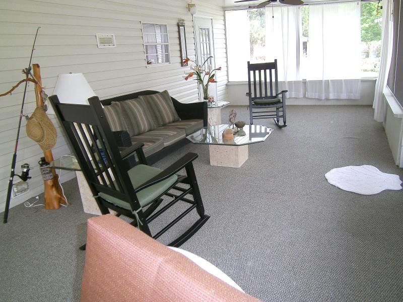 Huge Porch