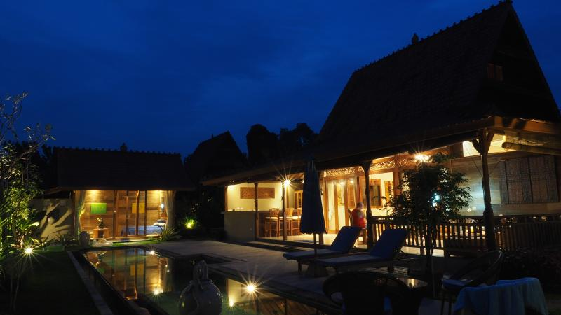 New Villa Jarwan with Lap Pool, holiday rental in Ubud