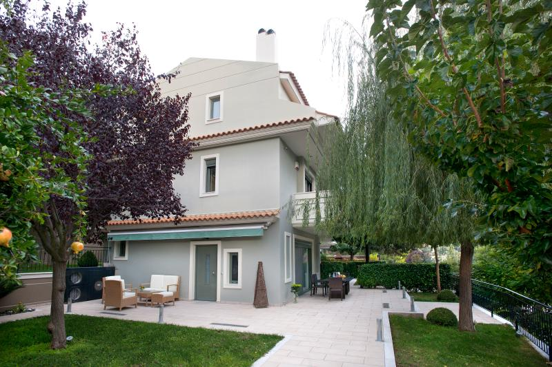 Mando Luxury Resort, Villa Daphne, vacation rental in Porto Rafti