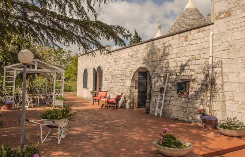 il Giardino di Kama, alquiler de vacaciones en Cisternino