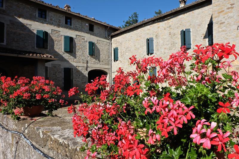 CorteBonomini, casa vacanza a Torrechiara
