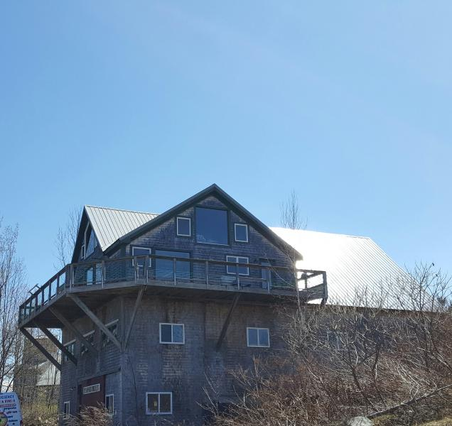 apartment on top of barn