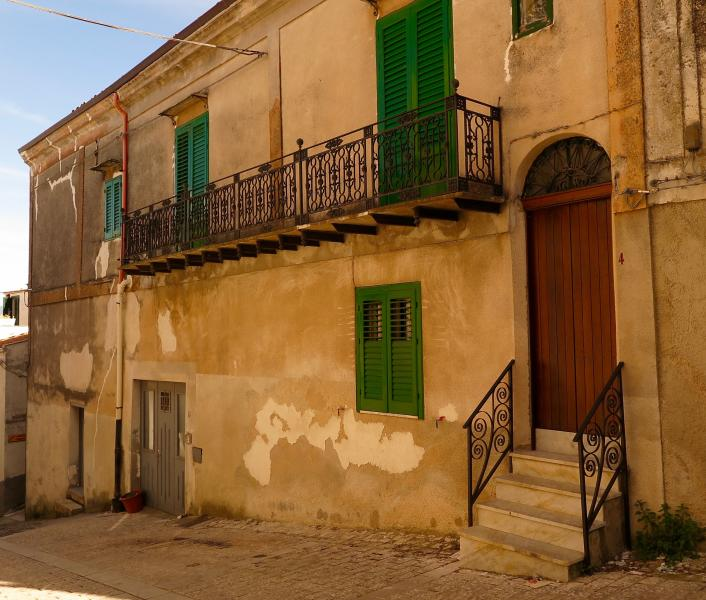 Casa in centro storico a Giuliana, holiday rental in Burgio