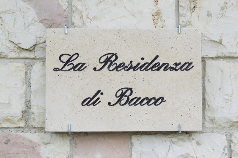 La Residenza di Bacco, holiday rental in Madonna della Pia