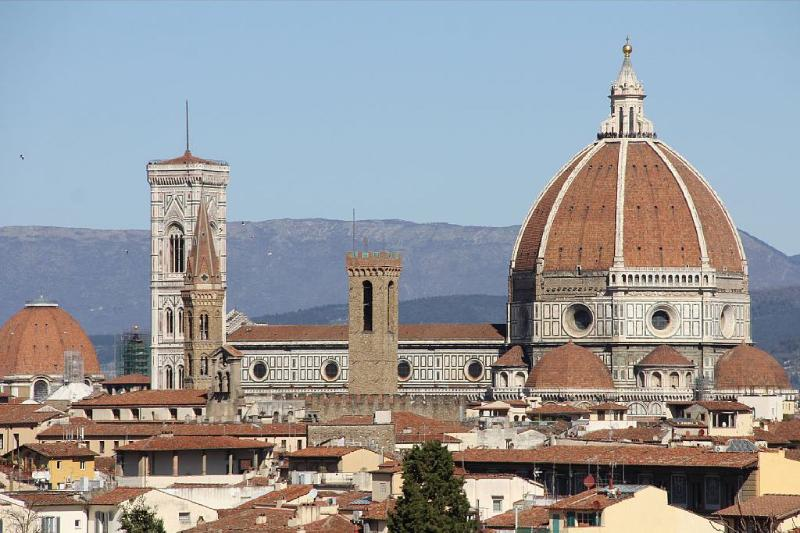 Florence Cathedral view