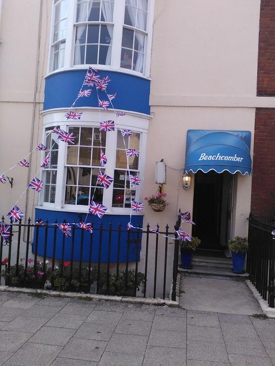 The Beachcomber Guesthouse.