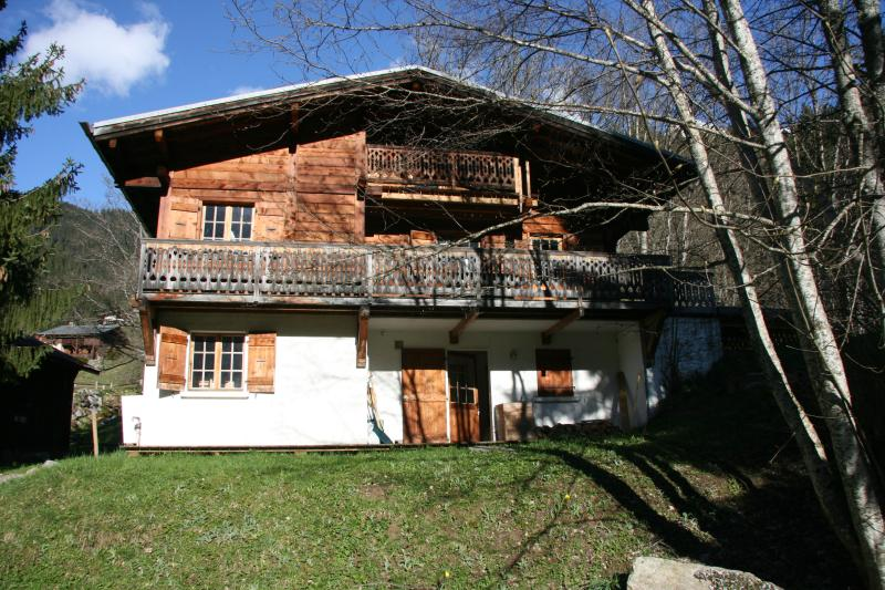 Chalet La Frasse, holiday rental in Les Contamines-Montjoie