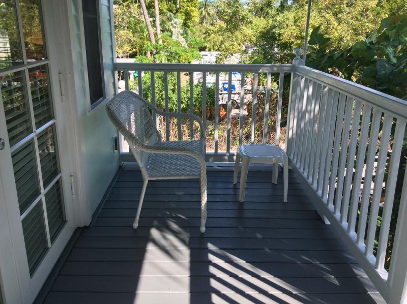 Back upper deck