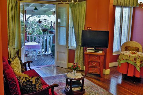 Shelton-Lea Bed & Breakfast - Amaroo Suite, vacation rental in Katoomba