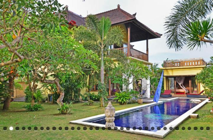 Villa island of the Gods, Bali, vacation rental in Keramas