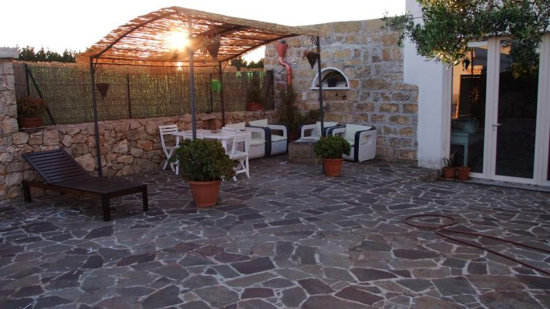 La Pajara - a place out of this world, vacation rental in Gagliano del Capo