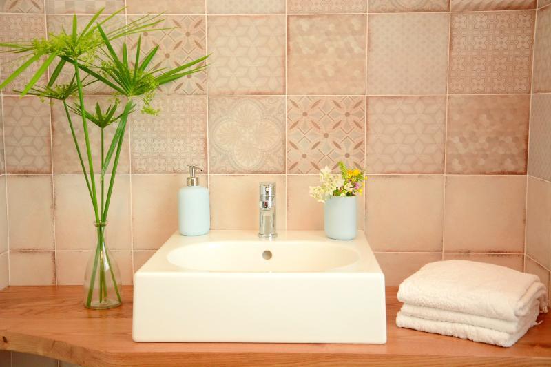 Bagno privato in camera Millefiori