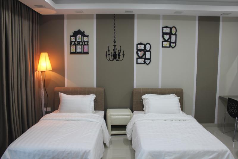 De Houz Superior Twin Studio Type Room - 1, vacation rental in Klang