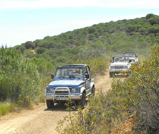 4x4 Jeep safari