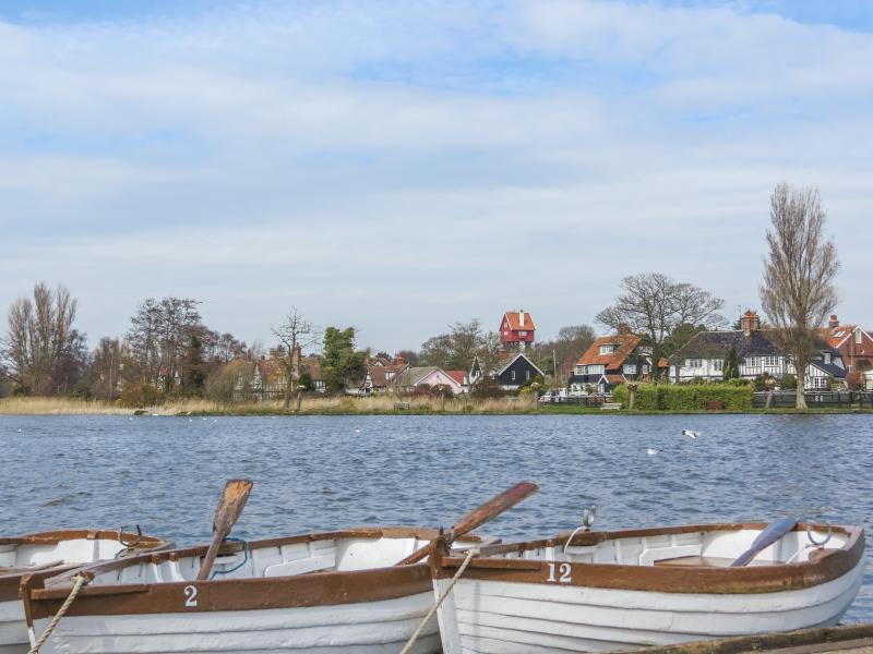 Thorpeness Meare/ Boating Lake