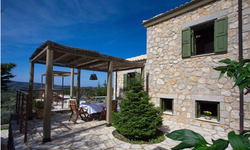 ASPLATHIA VILLA IRIDA, vacation rental in Kavallos
