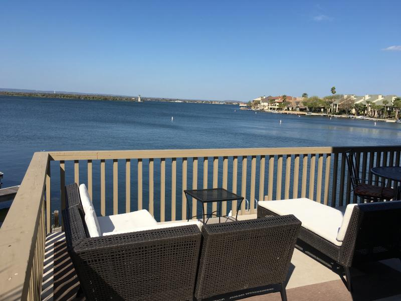 Enjoy Lake LBJ views