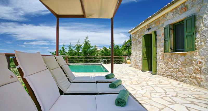 ASPLATHIA VILLA MYRTIA, vacation rental in Kavallos