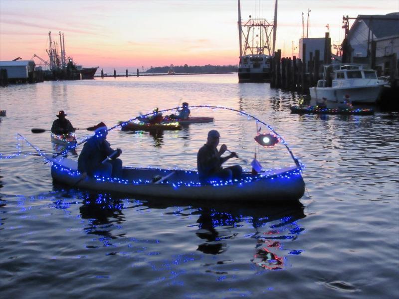 Christmas on the Neuse River