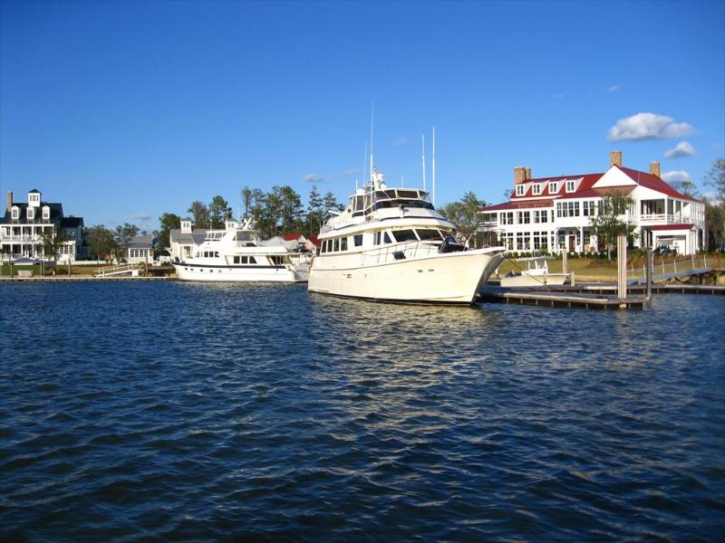 Grace Harbor at the River Dunes Harbor Club
