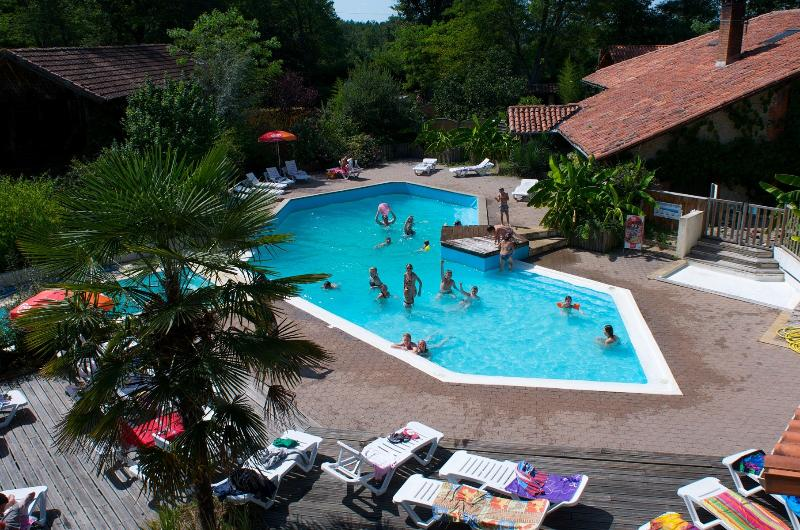 Chalet entre Landes et Gers, holiday rental in Saint-Gor