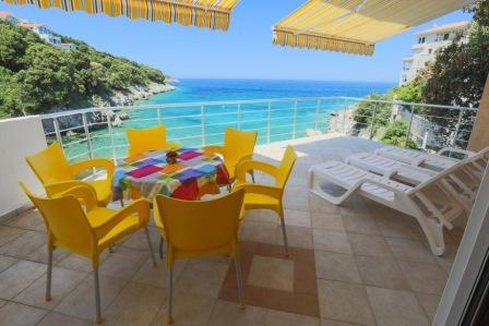 Apartment 'Breeze' Beachfront Villa, location de vacances à Utjeha