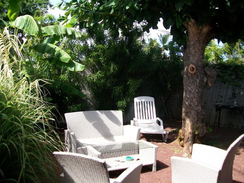 Jardin Studio Badamier
