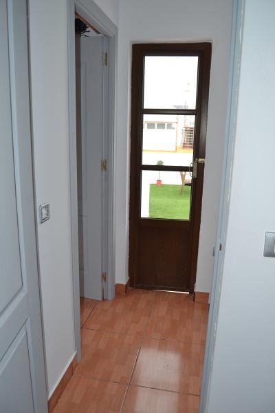 puerta de acceso a terraza