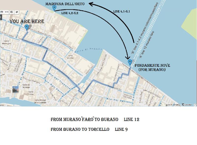 For Murano island
