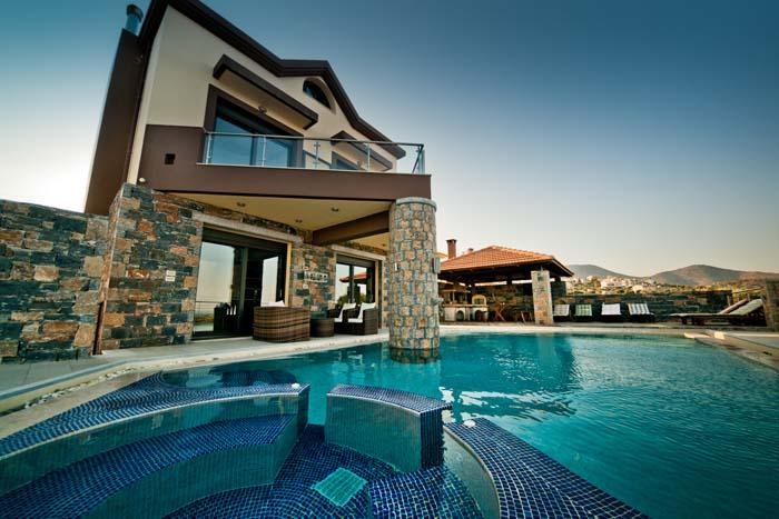 Villa St Nicolas, casa vacanza a Agios Nikolaos