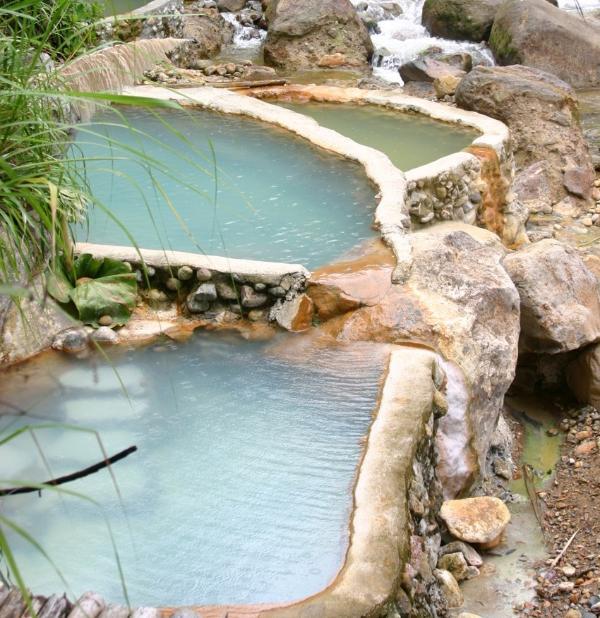Hot Springs Spa - Dominica