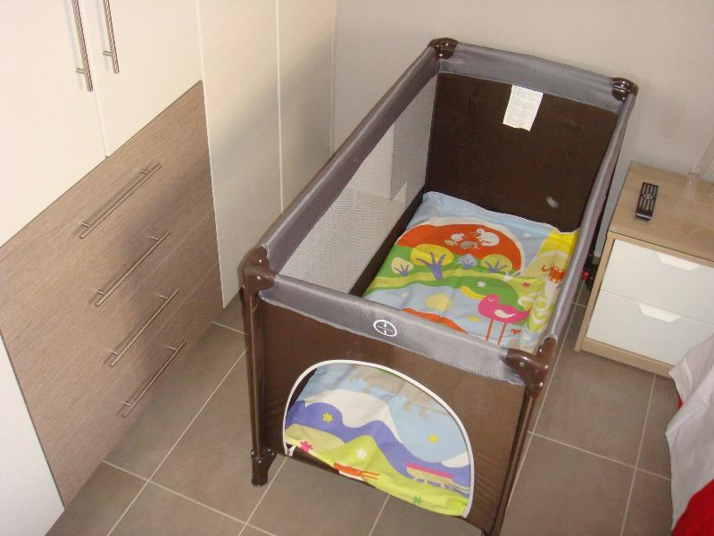 Baby's cot available