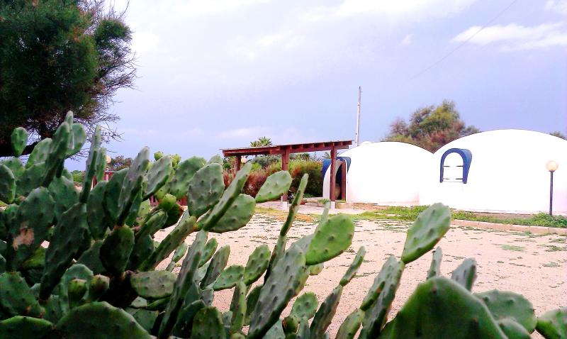Capobianco wild glamping, vacation rental in Punta Braccetto