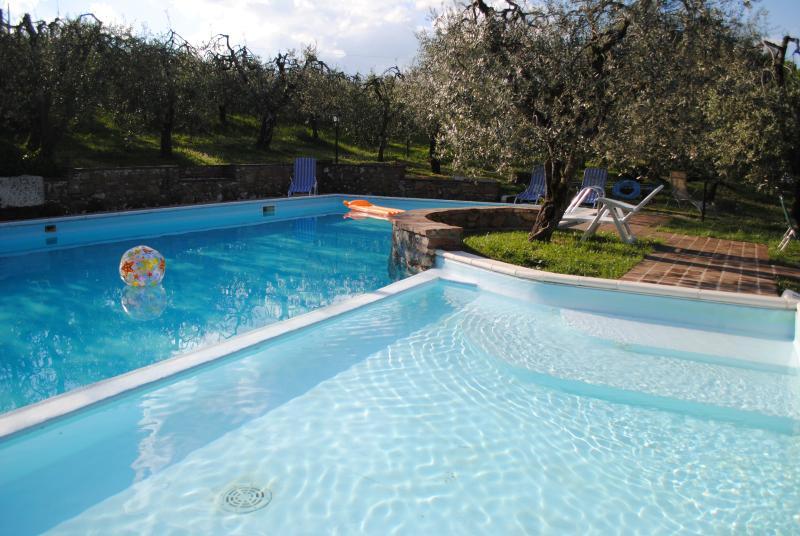 Casa vacanze Le Corolle 1, holiday rental in Abbadia di Montepulciano