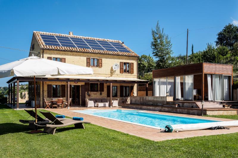 Villa Mille Querce, vacation rental in Monte Giberto