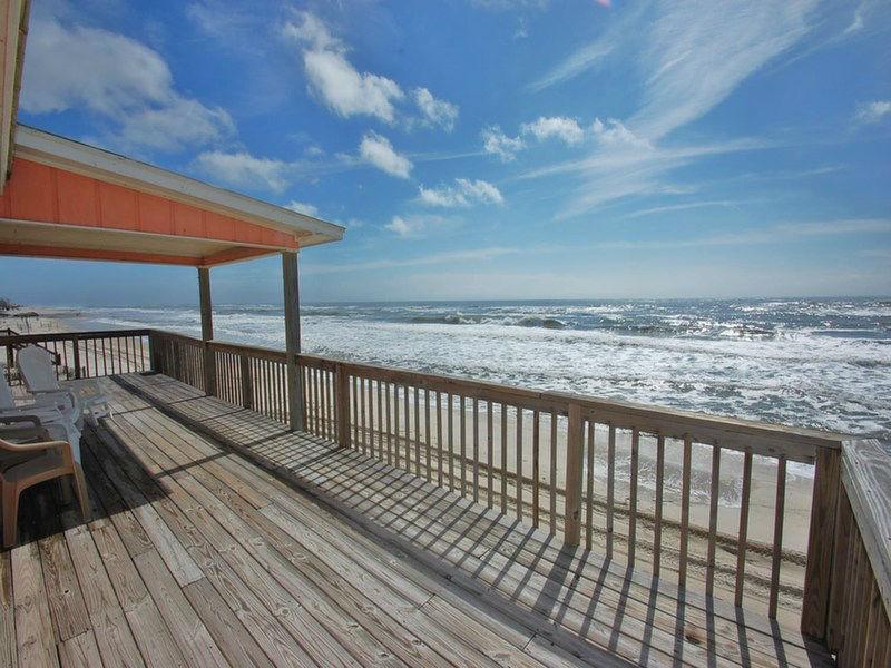 Enjoy Stunning Beach Front Views