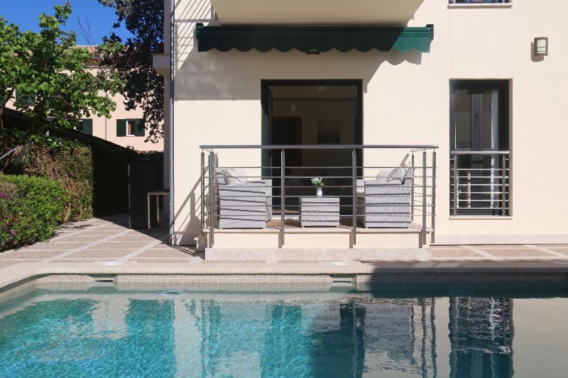 Holiday apartment in El Pinaret area of Puerto Pollensa, alquiler de vacaciones en Port de Pollença