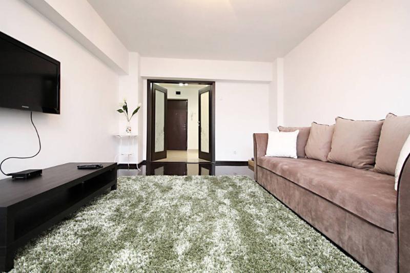 sofa and multimedia