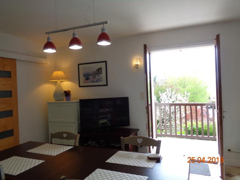 Appartement spacieux, WIFI - Hendaye - appartement
