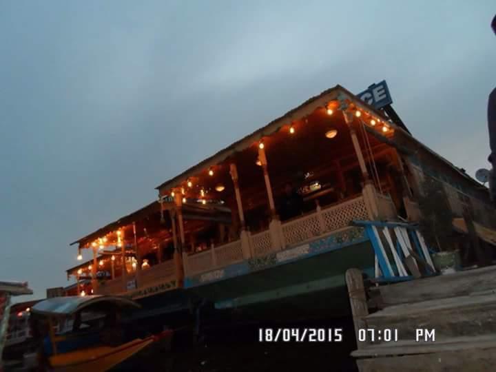 Humayun palace houseboat, holiday rental in Srinagar
