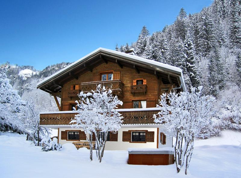 Chalet Isobel - Luxury self-catered chalet, vacation rental in Abondance