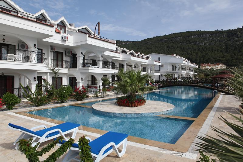 Green Park Village - Only 750 m to Beach & Center, vacation rental in Akbuk