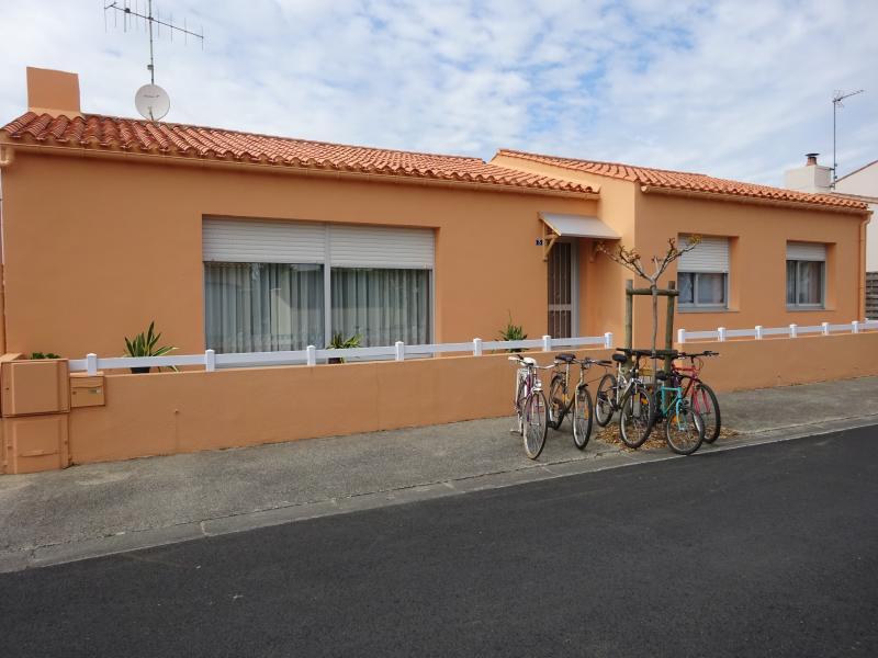 Location splendide maison rénovée int./ext. 90m2, location de vacances à Les Sables d'Olonne