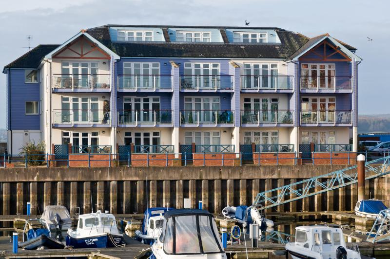 Madison Wharf, vacation rental in Starcross