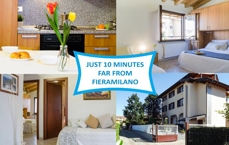 Oasi Milano Apartments - ONE BED-ROOM FLAT, holiday rental in Novate Milanese