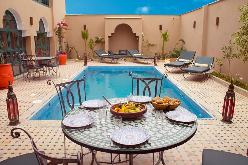 Riad Anma, vacation rental in Ait Iaaza