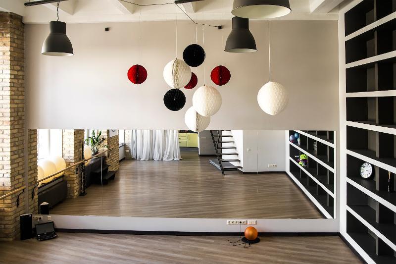 Exclusive loft/studio in New Town, location de vacances à Trakai