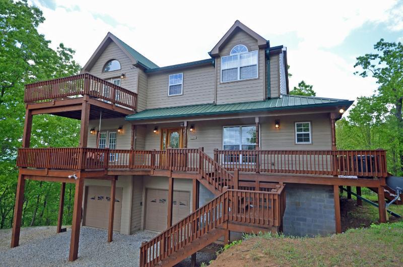 Fontana View Retreat, holiday rental in Fontana Dam