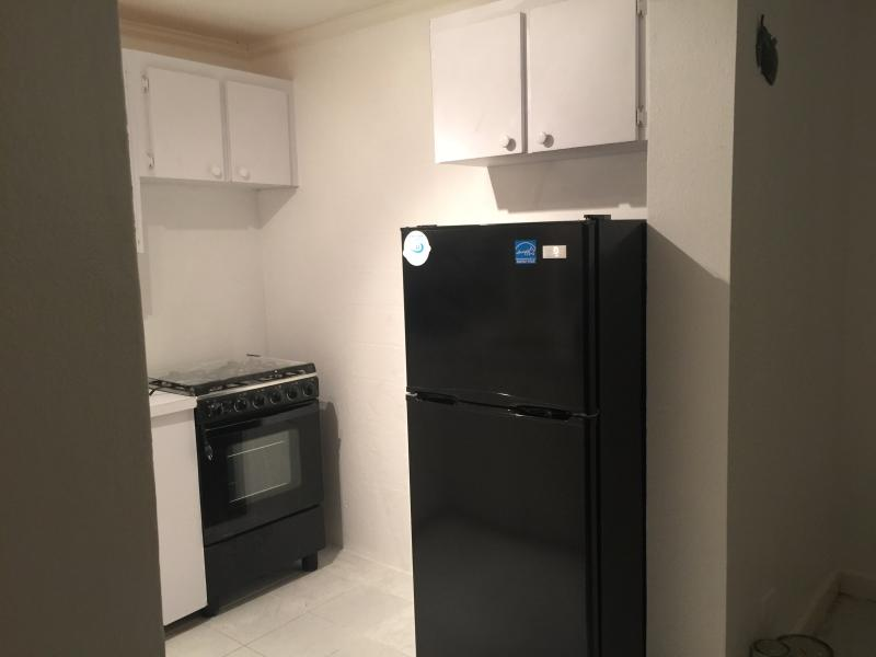 Brand new fridge and stove!