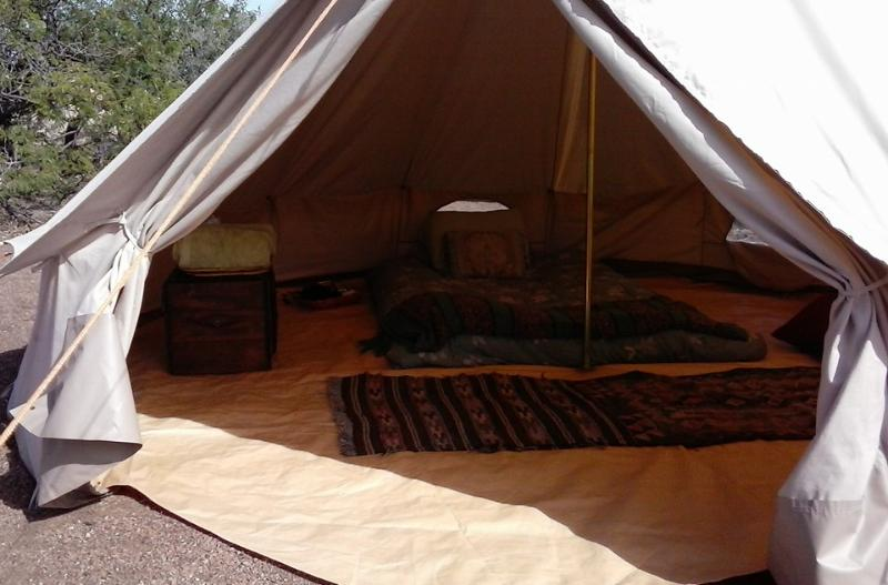 Your super cool SoulPad tent